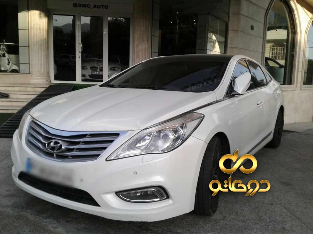 خرید خودرو هیوندای آزرا در تهران