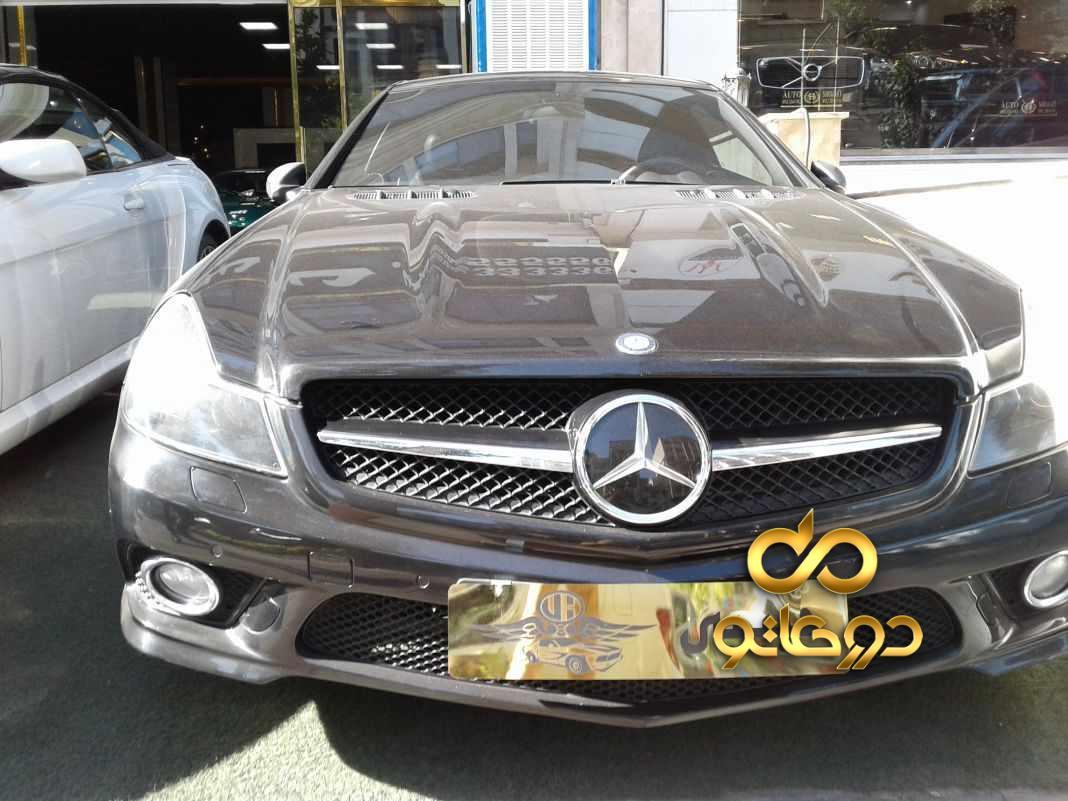 خرید خودرو  بنز SL500 در تهران