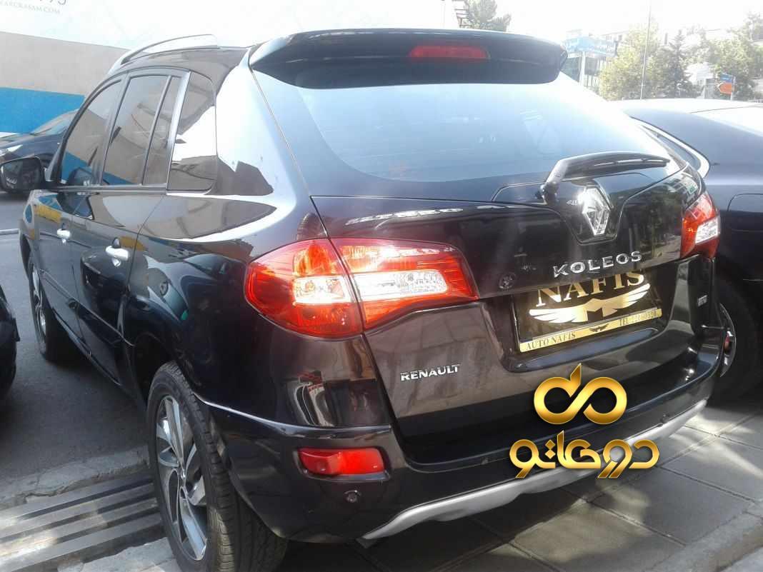خرید خودرو  کولئوس در تهران