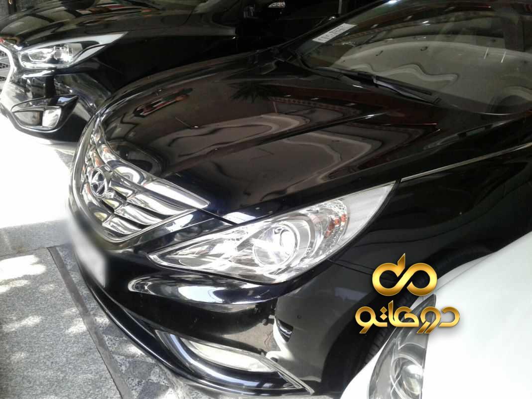 خرید خودرو هیوندای سوناتا YF در تهران