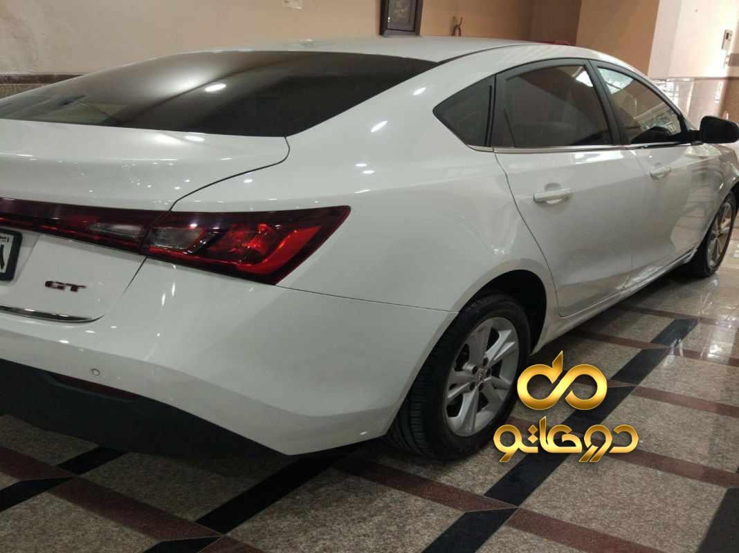 خرید خودرو  ام جی GT در البرز