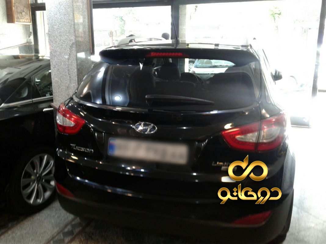 خرید خودرو هیوندای توسان دو دیفرانسیل در تهران