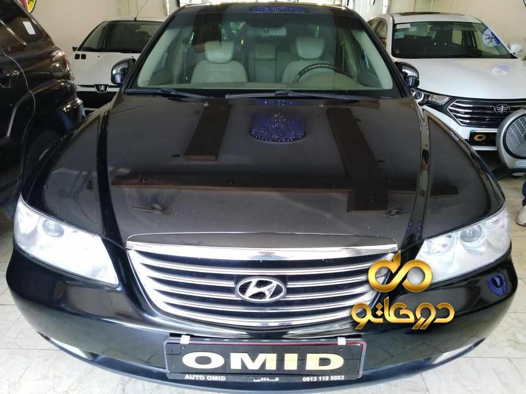 خرید خودرو هیوندای آزرا در اصفهان