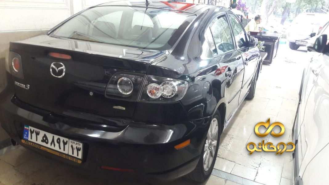 خرید خودرو  مزدا 3 - 2000 صندوق دار تیپ 2 در اصفهان