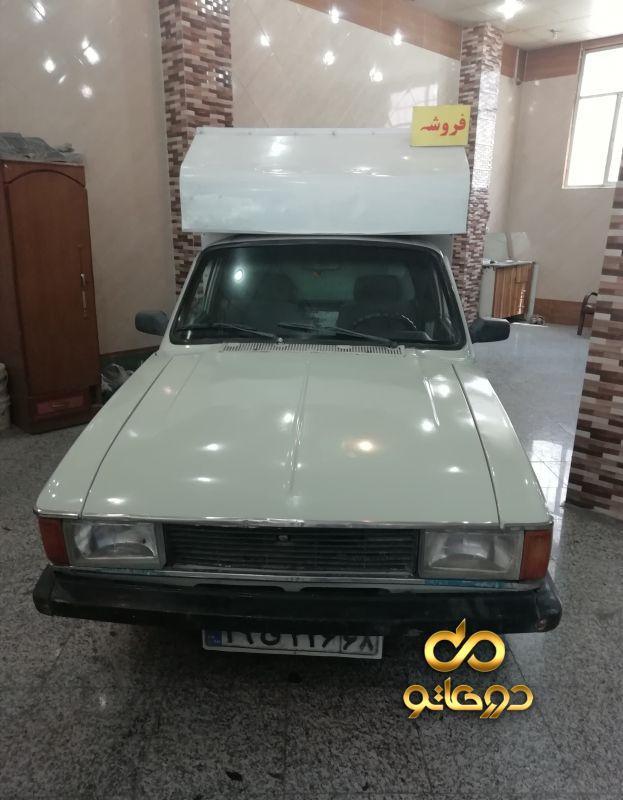 خرید خودرو پیکان وانت پیکان دوگانه سوز در تهران