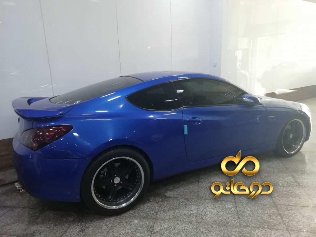 خرید خودرو  جنسیس کوپه در تهران