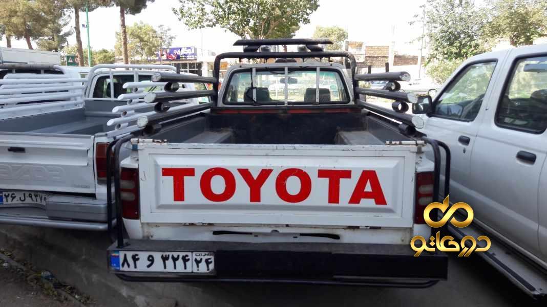 خرید خودرو  هایلوکس تک کابین در اصفهان