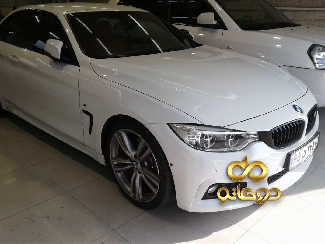 خرید خودرو بی ام  و 428i گرن کوپه در تهران