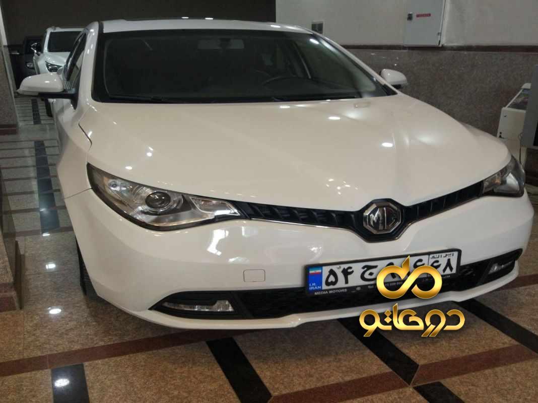 خرید خودرو ام جی ام جی GT در البرز