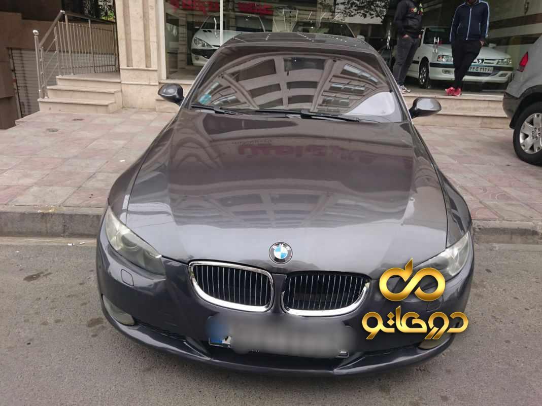 خرید خودرو بی ام  و 330i کروک در البرز