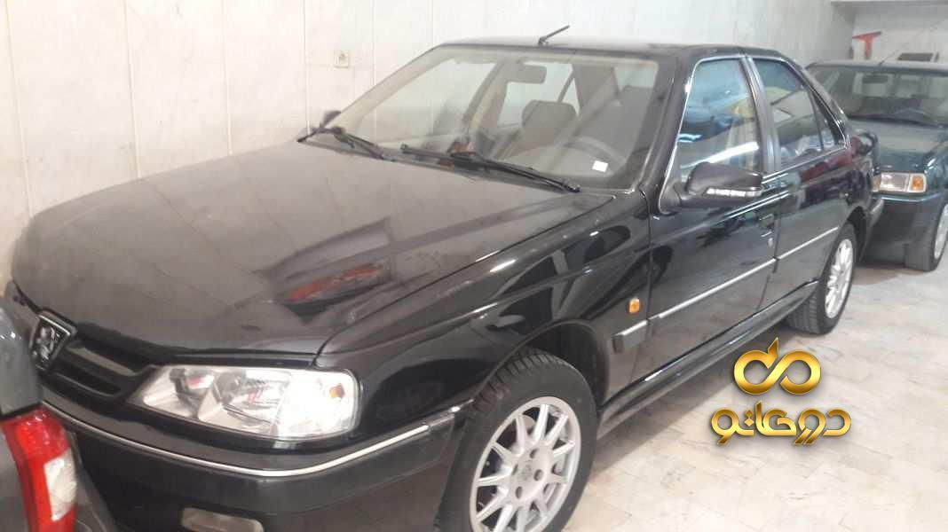 خرید خودرو پژو پارس ساده در اصفهان