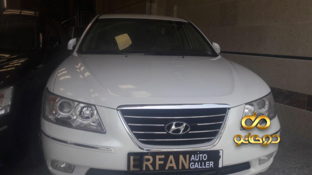 خرید خودرو هیوندای سوناتا در اصفهان