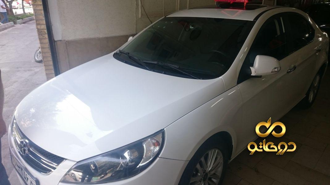 خرید خودرو  J5 اتوماتیک در اصفهان